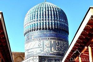 Самарканд — жемчужина Востока