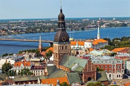 тур в Латвию