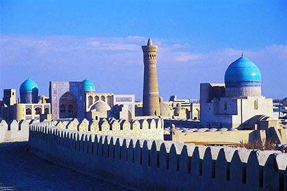 Узбекистан: Ташкент, Хива, Бухара, Самарканд