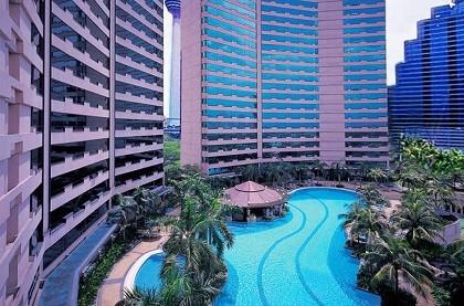 Отель Renaissance Kuala Lumpur