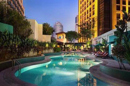 Отель Sheraton Imperial Kuala Lumpur