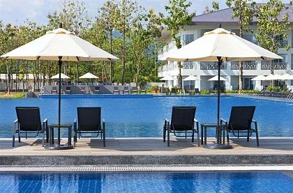 Отель Sheraton Langkawi Beach Resort