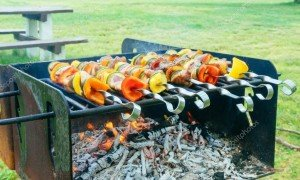 depositphotos 113790608 stock photo shish kebab cooking on the e1527168563359 - Ходжикент
