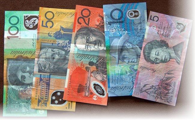 dollar australy - Австралия