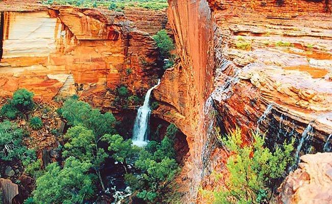kings kanyon - Австралия