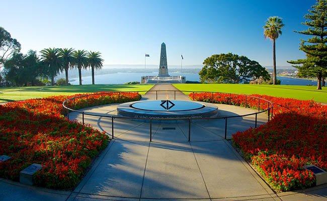 kings park - Австралия
