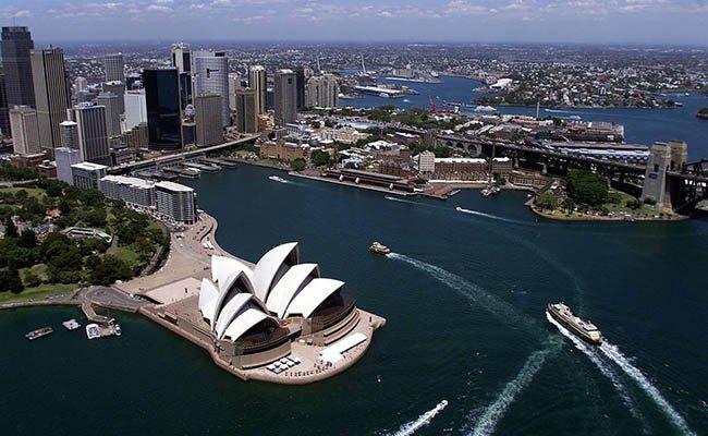 opera sidneya - Австралия