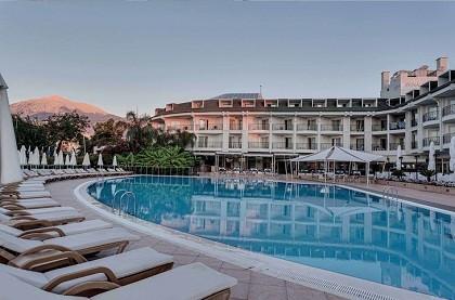 отель Zena Resort Hotel