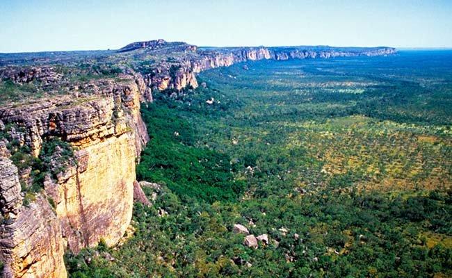 park kakadu - Австралия