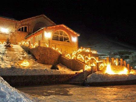 restaurant - Турбаза Янгиабад