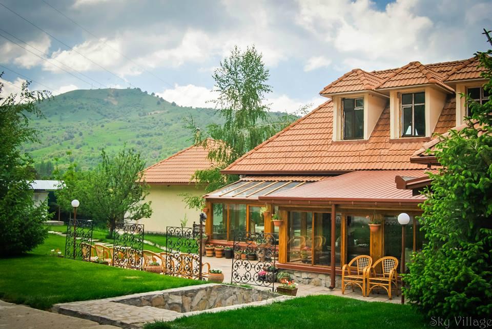 skaj - Sky village