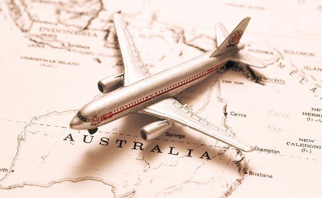 tamojnya - Австралия