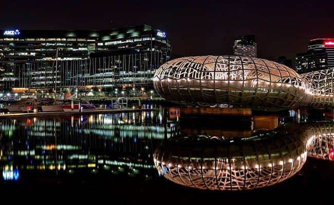 webb bridge - Австралия