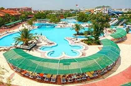 отель Club Hotel Turan Prince World