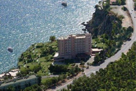 Отель Nazar Beach City & Resort