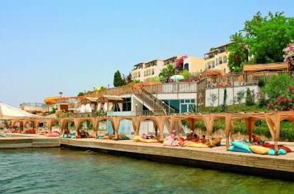 отель Kadikale Resort and SPA