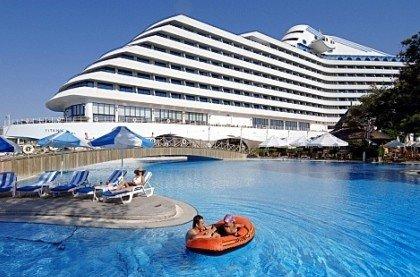 отель Titanic Beach Lara Resort