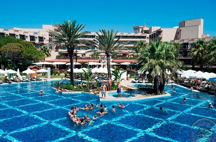 отель Barcelo Tat Beach and Golf Resort