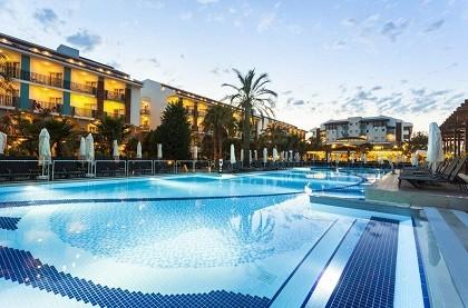 отель Belek Beach Resort Hotel