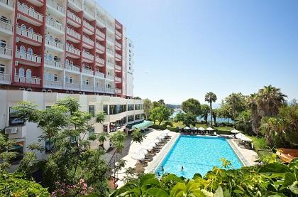 отель Nazar Beach City and Resort
