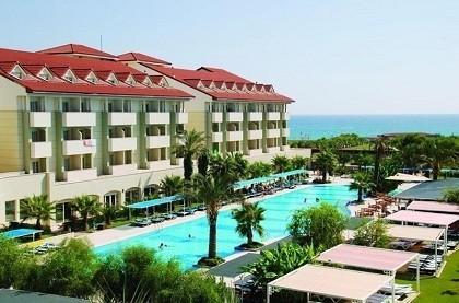 отель Sural Resort Hotel