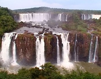 Iguasu - Бразильский штат Парана ждет любителей пляжей и природы