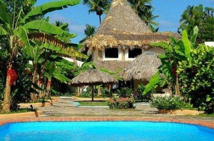 Casa Palapa – новая достопримечательность Доминиканы
