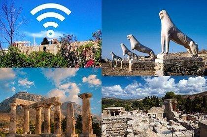 Греция хочет провести по всей стране, бесплатные точки Wi-Fi