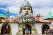 В Евпатории создан аквапарк по мотивам сказок Пушкина