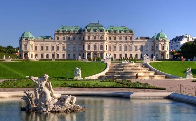 belveder - Вена-город искусств