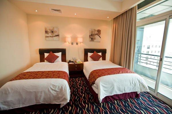 image53 - ДУБАЙ:  CASSELLS AL BARSHA HOTEL 4*