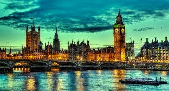 parlament - Великобритания /Англия/