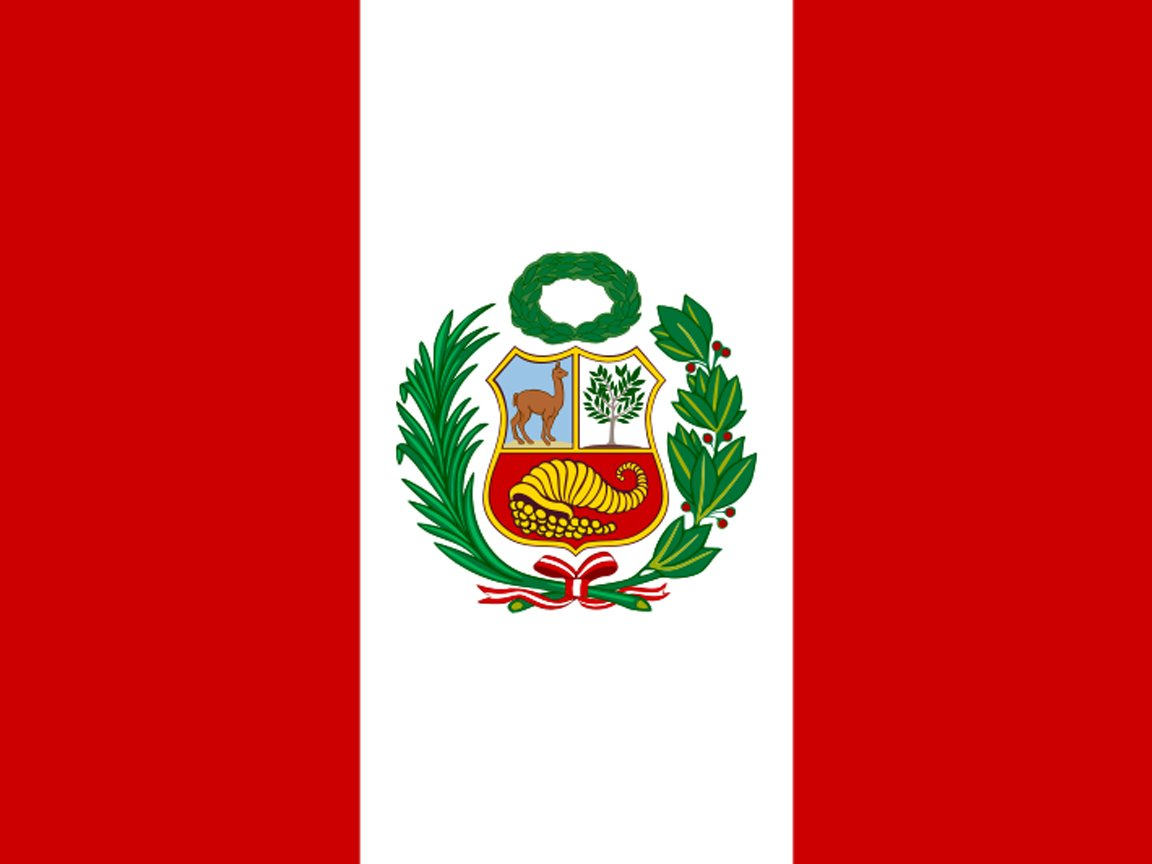 peru flag - Страны мира