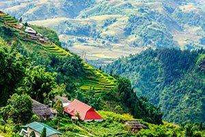 priroda v - Вьетнам