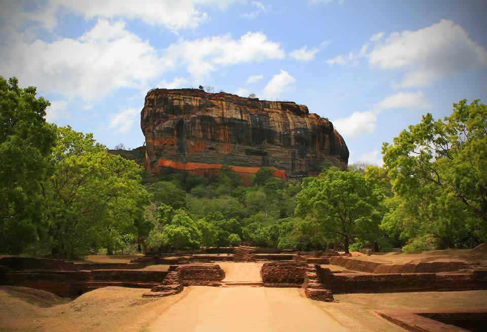 Sri Lanka Sigiriya - Шри-Ланка