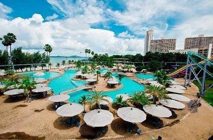 Отели Тайланда Pattaya-Park-Beach-Resort