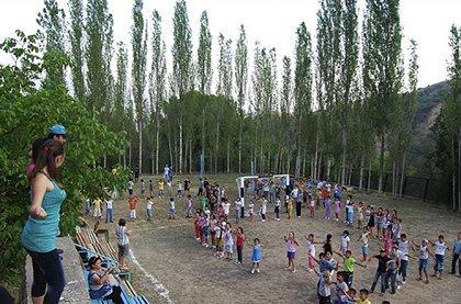 Детский лагерь Гагарин