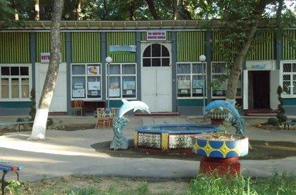 Узбекистан. Детский лагерь Кибрай