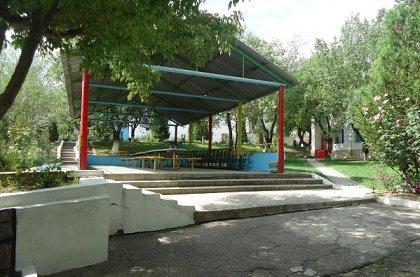Детский лагерь Чаткал