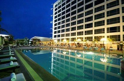 отель Bangkok Palace Hotel