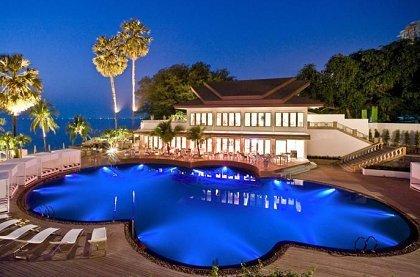отель Pullman Pattaya Hotel G