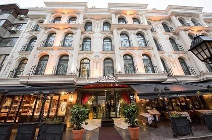 отель Sura Design Hotel and Suites