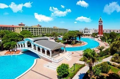 отель Venezia Palace Deluxe Resort