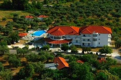 Отели Греции