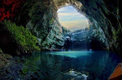 Необычные озера мира