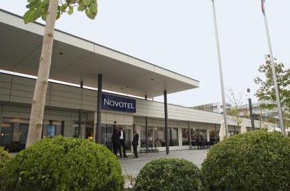 Отдых в Люксембурге Отель Novotel Kirchberg