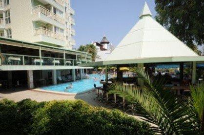 отель Flamingo