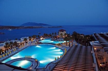 отель WOW Bodrum Resort
