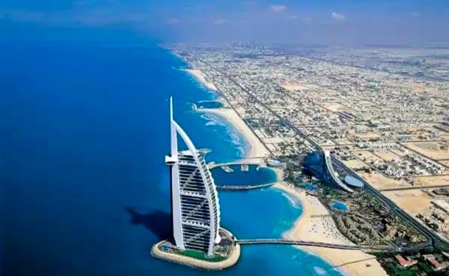 burdj al arab - Удивительные отели мира