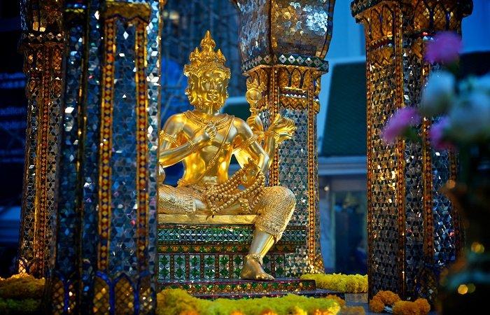 erawan shrine bangkok - О городах в блоге